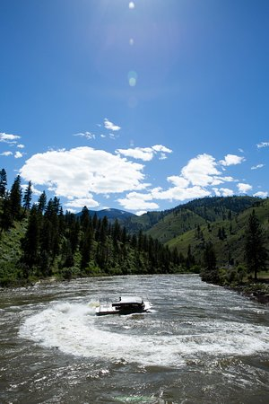 Riggins, ID: Jet Boat Adventure