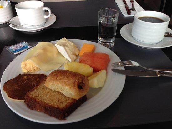 Vila Galé Lagos: Breakfast