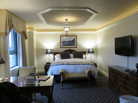 Historic Hotel Bethlehem: Suite
