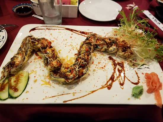 Westminster, MD: The best sushi in Carroll County.