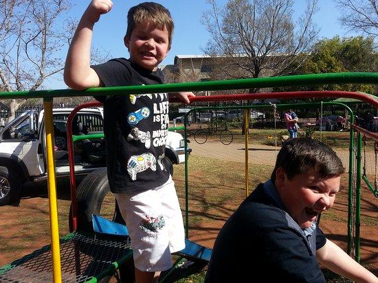 Centurion, Güney Afrika: Having fun