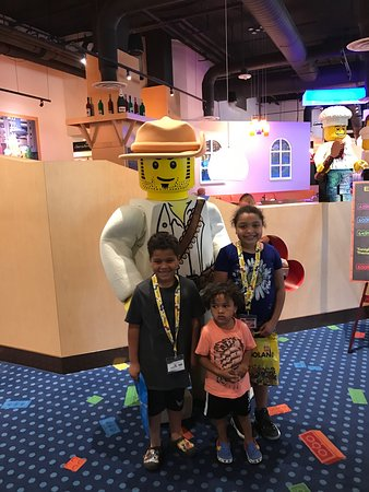 LEGOLAND Florida Resort: Second day at Legoland for VIP experience.