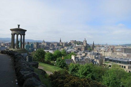 Dugald Stewart Monument Edinburgh Scotland Top Tips Before You