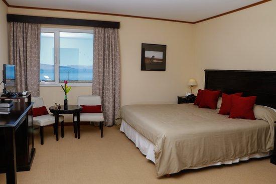 Edenia Punta Soberana Hotel: Habitación Doble con vista al Lago Argentino