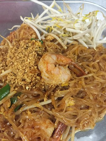 Whitinsville, MA: Country Pad Thai