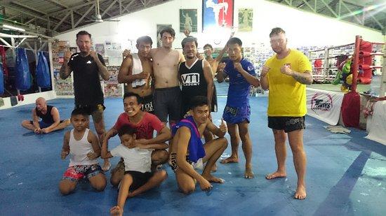Jun Muay Thai Boxing Camp