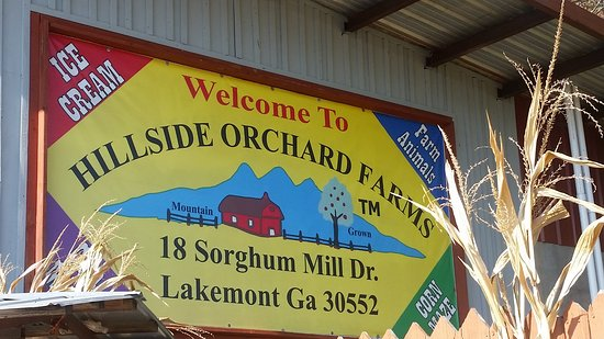 ‪Hillside Orchard Farms‬