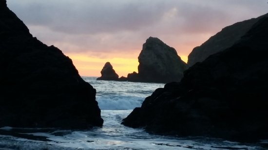Brookings, OR: Harris Beach State Park
