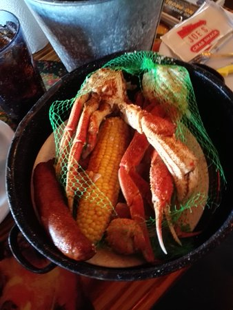 Joe's Crab Shack: Yummy!!