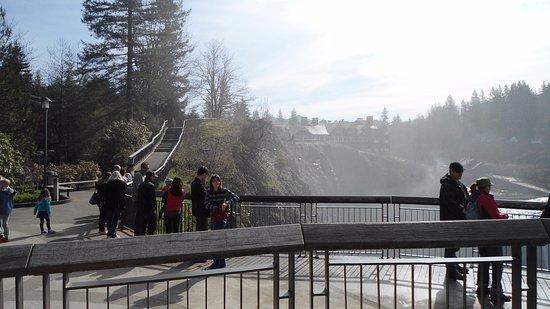 Snoqualmie Falls: waterfall