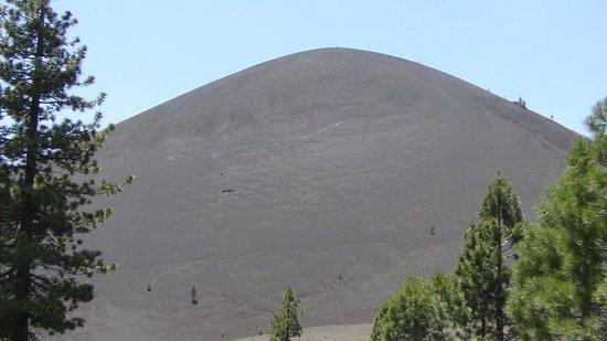 Mineral, CA: Cinder Cone