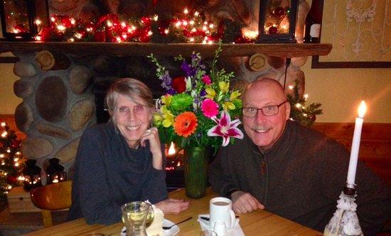 Park Rapids, MN : Anniversary Dinner