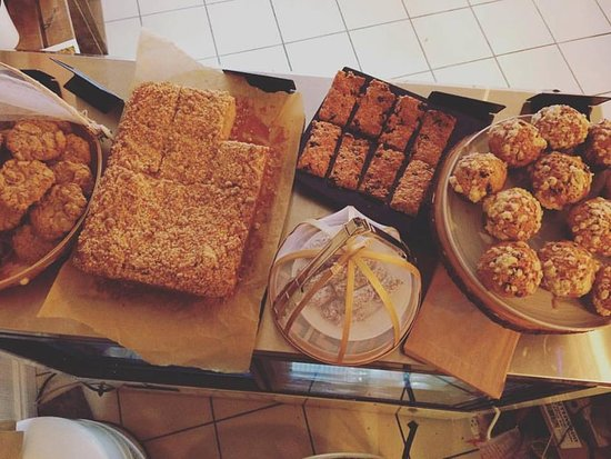 Cranbrook, Canada: Baked goods. All organic, many gluten free and vegan options.