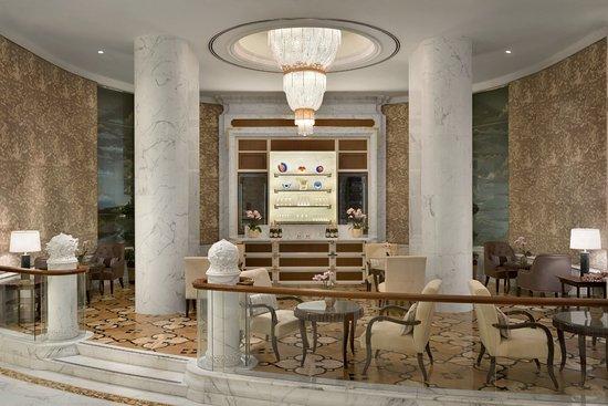 Shangri-La Hotel, Singapore: Valley Wing Champagne Bar
