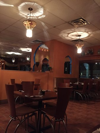 Kasbah Grill: Wonderful Moroccan decor and flavors