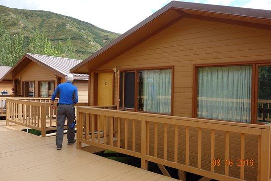 Denali Backcountry Lodge Resmi