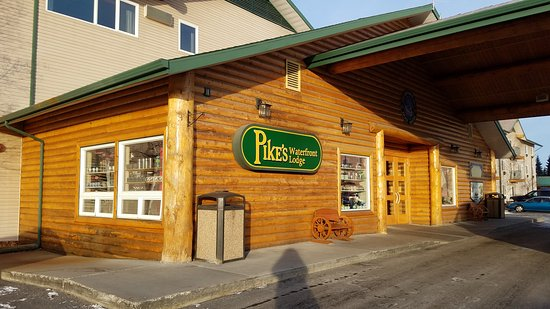 Pike's Waterfront Lodge: 20161026_111401_large.jpg