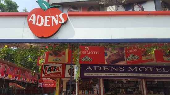 Changanacherry, India: Adens Motel