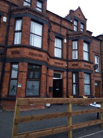 Belfast City Backpacker Hostel Foto