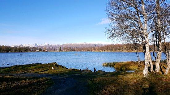 Prestvannet Lake