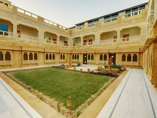 Hotel neeraj prices reviews jaisalmer india - Jaisalmer hotels with swimming pool ...
