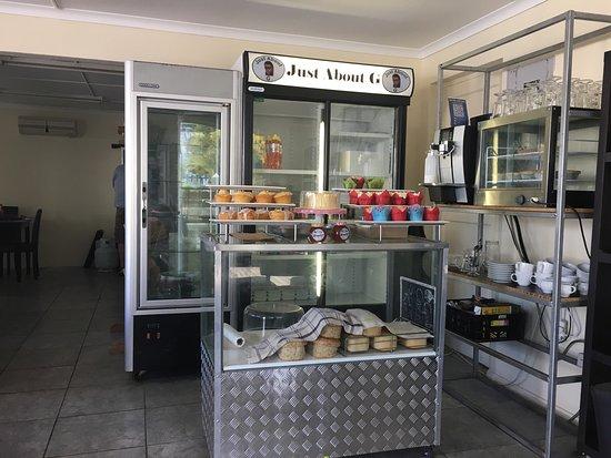 Gordon's Bay, Südafrika: Just About G