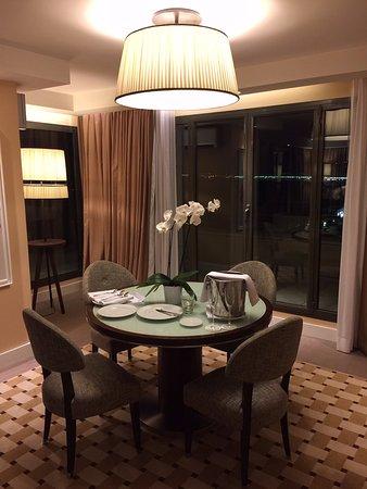 Petite salle à manger privée - Photo de Hyatt Regency Nice Palais de ...