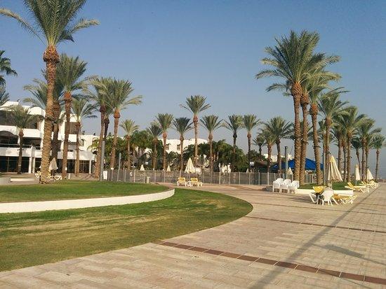 Gai Beach Resort Spa Hotel: אזור הבריכה