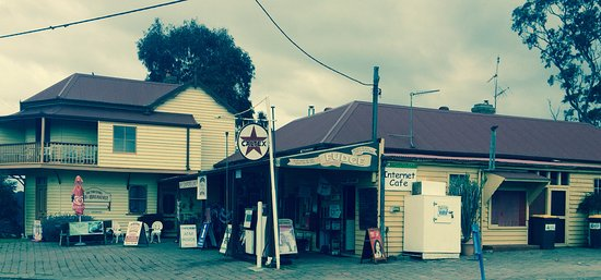 Tuross Head, Australia: Central Tilba General Store part of our southern Heritage Tour
