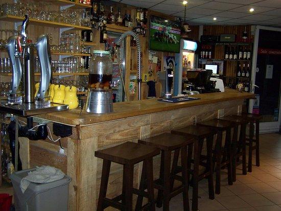 Ax-les-Thermes, Francja: Comptoir