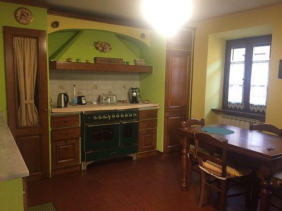 Fivizzano, Italy: Quiconti Bed and breakfast