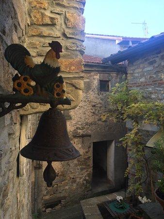 Fivizzano, Italien: Quiconti Bed and breakfast