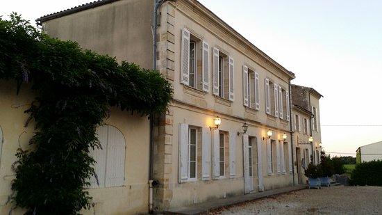 Begadan, France: L'hôtel