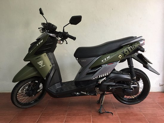 Yamaha TTX - Picture of X Moto...