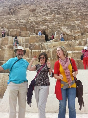 Real Egypt Day Tours: Enjoying the Pyramids