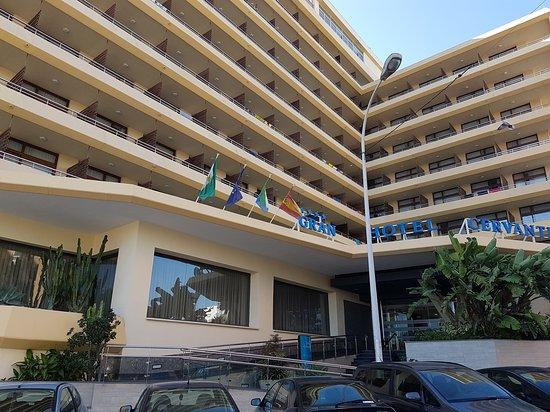 그랜 호텔 세르반테스 이미지