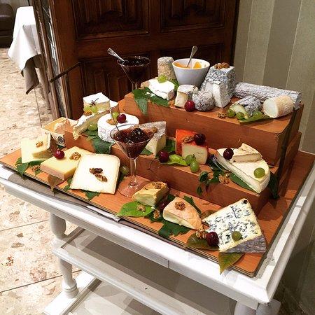 Buffet de fromages !