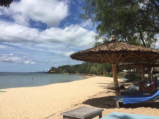 مانجو باي ريزورت: Definitely a relaxing place