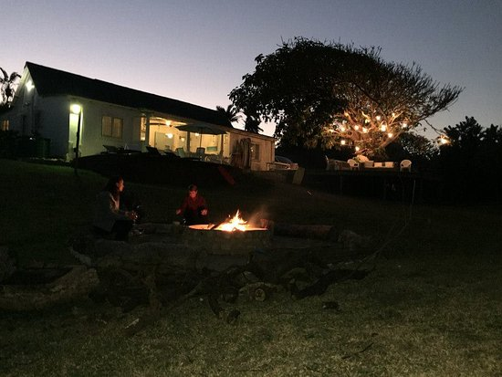 Umzumbe, South Africa: The Bon Fire pit