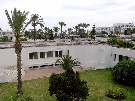 AquaSplash Thalassa Sousse: vue de chambre