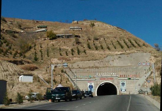 Tunnel Khalton