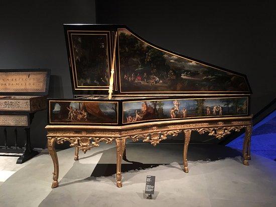 Musée de la musique : Piano