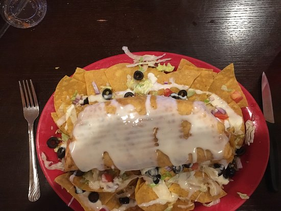 Lincolnton, Carolina do Norte: Johnny's Mexican-American Bar & Grill