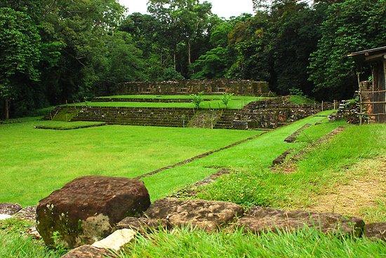 Quirigua, Guatemala: стелы