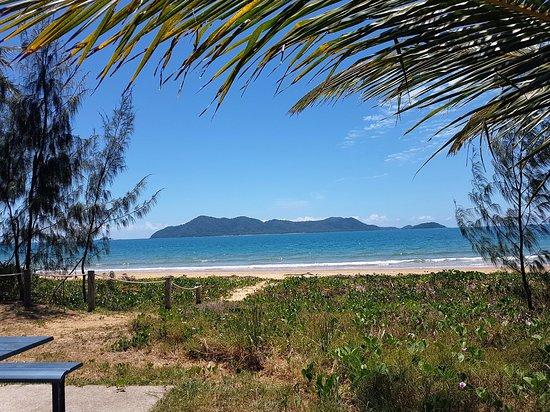 Wongaling Beach, Australia: Dunk Island