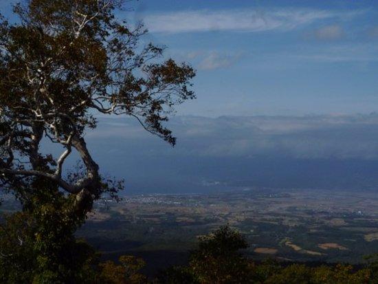 Kyowa-cho, Japón: 展望体からの風景