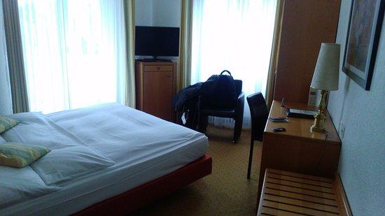 Eden Hotel Geneva : Single room