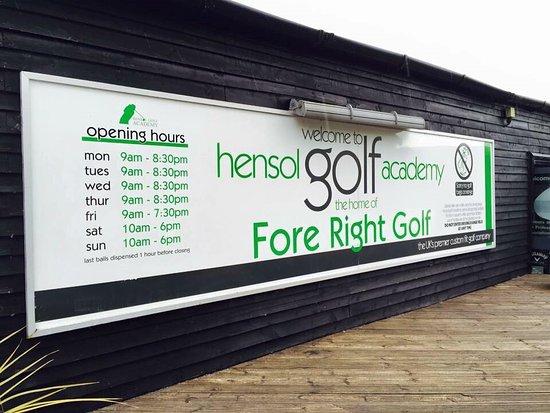 e8b763455963 Custom Driver Fit - Hensol Golf Academy