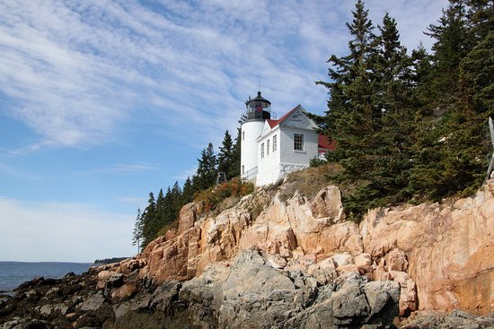 Bass Harbor, ME: Best pictures taken at low tide