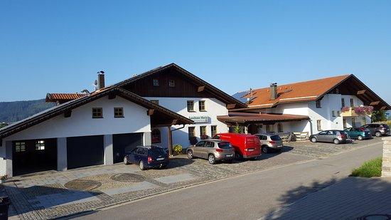 Regen, Alemania: Landhaus Maria ( Vorderansicht )